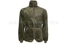 Dutch Army Fleece KPU Olive Original New