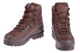 Dutch Army Hiking Boots Haix Laars Berg Gore-Tex Brown New - III Quality