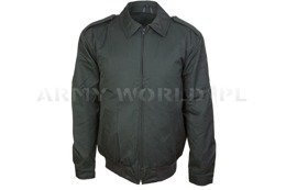 Dutch Army Jacket ABL With Lining Black Original New