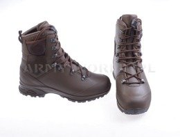 Dutch Army Military Shoes Haix Laars Gevecht Multi Art. 203316 Brown Original New II Quality
