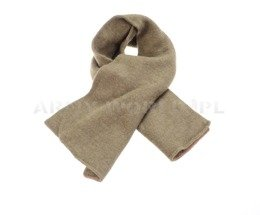 Dutch Army Military Wool Scarf Oliv New
