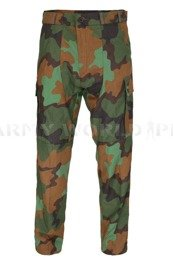 Dutch Army Pants JUNGLE Original Military Surplus Used