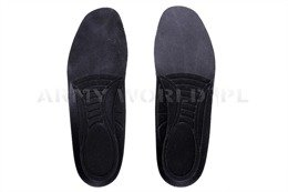 Dutch Army Shoe Insoles Original Black New