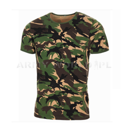 Dutch Army T-shirt DPM Used II Quality