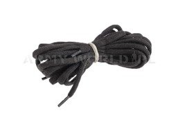 Dutch Military Shoe Laces Black Original Demobil