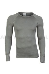 Dutch Sport Shirt Long Sleeves Grey Original Demobil