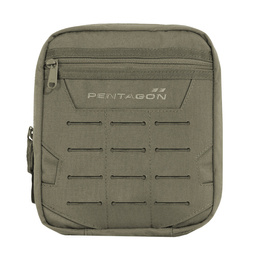 EDC 2.0 Pouch Pentagon Olive New