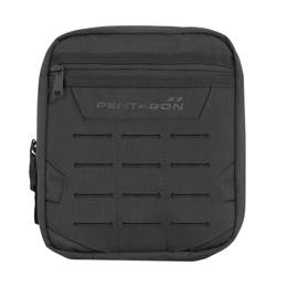EDC Pouch Pentagon Black New
