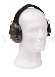 Electronic Ear Defenders Mil-tec Oliv New