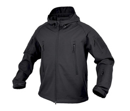 Falcon SoftShell Jacket Texar Black New