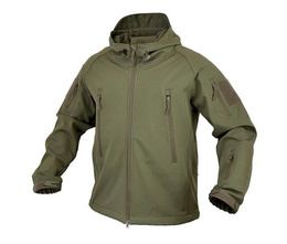 Falcon SoftShell Jacket Texar Olive New