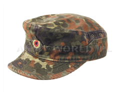 Field Cap Flecktarn Military Bundeswehr Oiginal Demobil - Set of 10 pieces - II Quality