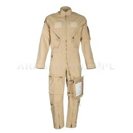 Firefighter Coverall Polish Army 606t/MON Flame-retendant Original Used