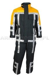 Firefighter Suit Nomex / Kevlar Flame-retendant Water-resistant Genuine Surplus Used Good Condition