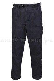 Firefighter Trousers Dark Blue Nomex SGARD