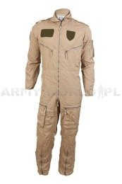 Flame retardant Pilot Suit Aramide Bundeswer Khaki New