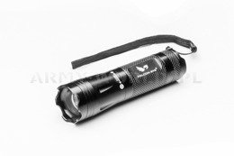 Flashlight Falcon Eye 3W LED Mactronic 250 lm Box