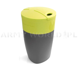 Foldable cup Pack-up-Cup Light My Fire Lime New
