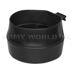 Folding Cup Fold-A-Cup Big Wildo® Black