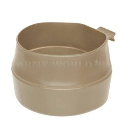 Folding Cup Fold-A-Cup Big Wildo® Khaki