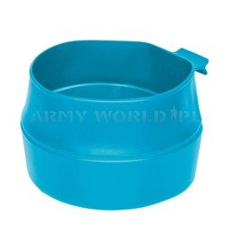 Folding Cup Fold-A-Cup Big Wildo® Light Blue