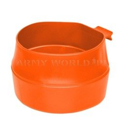 Folding Cup Fold-A-Cup Big Wildo® Orange