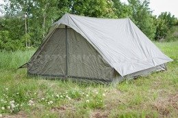 French Army Tent Model F1 Original New