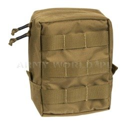 General Purpose Cargo Pouch U.05 Cordura Helikon-Tex Coyote New