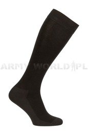 German Police Functional Socks Long Black Coolmax Summer New