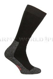 German Police Functional Socks Long Black Winter New