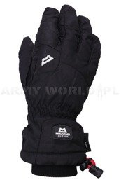 Gloves Mountain Equipment  Black Original Black Used II Quality