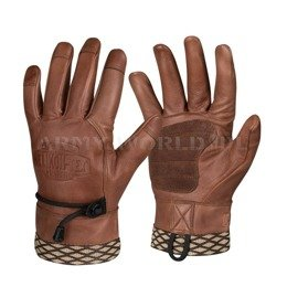 Gloves Woodcrafter Helikon-Tex U.S. Brown New