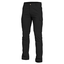 Gomati XTR Pants With Removable Legs Pentagon Black New