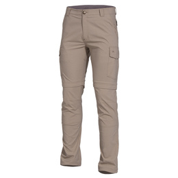 Gomati XTR Pants With Removable Legs Pentagon Khaki New