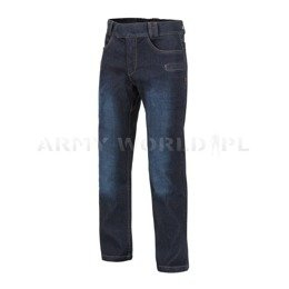 Greyman Tactical Pants Jeans Helikon-Tex Denim Mid Dark Blue New