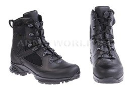 Haix British Army Boots Combat Hight Liability Solution A Black New II Quality