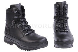Haix British Army Boots  Combat Hight Liability Solution B Black New II Quality