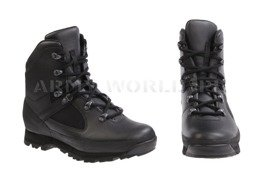 Haix British Army Boots  Combat Hight Liability Solution D Black New III Quality