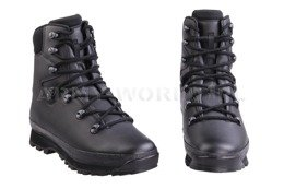 Haix British Army Shoes Cold Wet Weather Solution C Haix Gore-Tex Black New III Quality