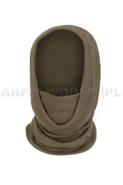 Half-balaclava/ Face-veil Polish Army Olive Original New