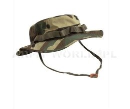 "Hat ""Boonie Hat""  Waterproof Trilaminat TESSAR.INC Woodland New"