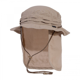 Hat With Protector Kalahari Pentagon Khaki New
