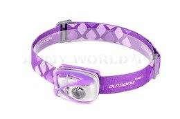 Headlamp Luna Mactronic 140 lm Purple New