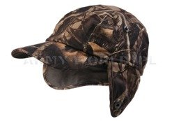Hunting Cap Wild Trees Goretex Miltec no-swishing, Autumn camouflage