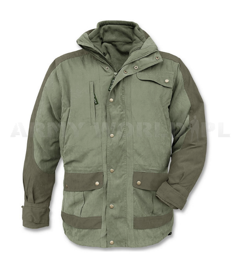 Hunting Jacket WitH liner no-swishing Mil-tec Oliv NEW