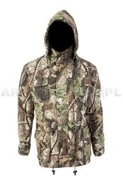 Hunting Jacket no-swishing Hunting Camo Mil-tec