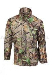 Hunting Jacket no-swishing Wild Trees Mil-tec Forest Camouflage