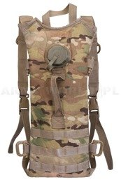 Hydration Pack Carrier 3l + Case Multicam Genuine Military Surplus Used