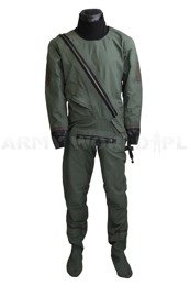 Immersion Suit Coveralls BEAUFORT K6287 Genuine Military Surplus Olive New