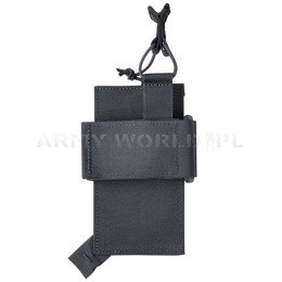 Inverted Pistol Holder Insert® Cordura® Helikon-Tex Shadow Grey New